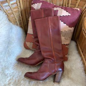 Vintage 70's Frye Boots